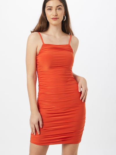 CLUB L LONDON Haljina u narančasta, Prikaz modela