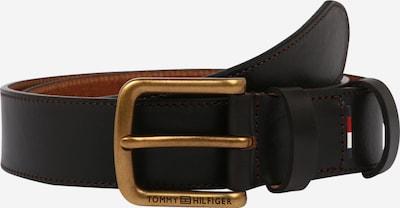 TOMMY HILFIGER Gürtel in dunkelbraun, Produktansicht