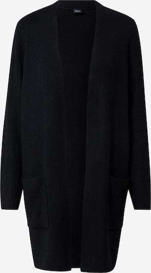 s.Oliver BLACK LABEL Knit cardigan in black, Item view