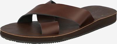 JACK & JONES Muiltjes 'COLE' in de kleur Bruin, Productweergave