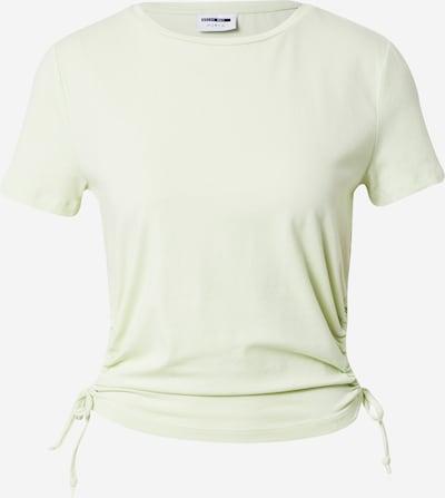 Noisy may T-Shirt 'JENNY' in pastellgrün, Produktansicht