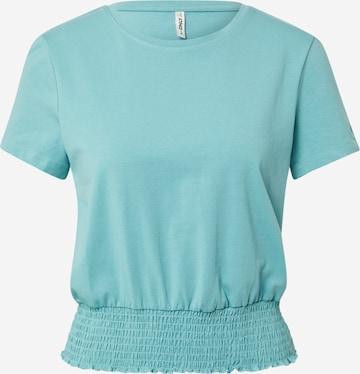 ONLY Skjorte 'ONLDREA' i blå
