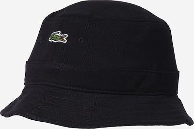 LACOSTE Chapeaux 'SCHIRMMÜTZE' en noir, Vue avec produit