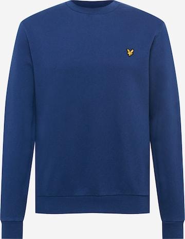 Lyle & ScottSweater majica - plava boja