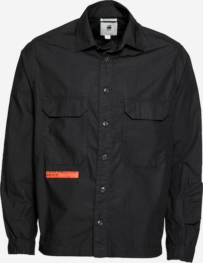 G-Star RAW Krekls, krāsa - oranžs / melns, Preces skats