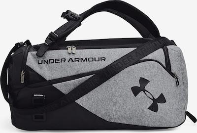 UNDER ARMOUR Sporttas in de kleur Grijs / Zwart, Productweergave