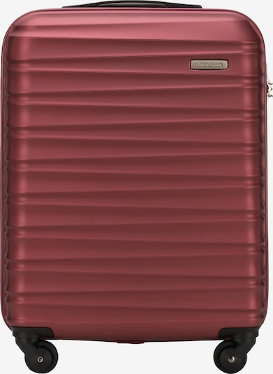 Wittchen Kleiner Handgepäckkoffer 'GROOVE Line' in beere, Produktansicht