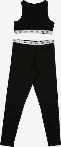 River Island Underwear Set in Black