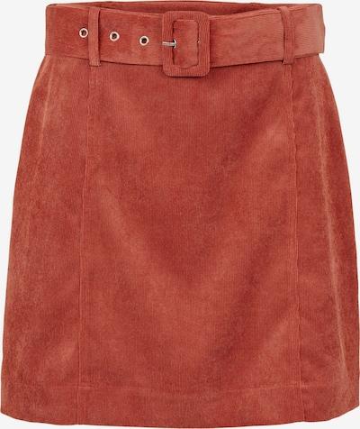 VILA Skirt in Auburn, Item view