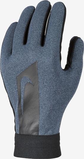 NIKE Handschuh in blau / schwarz, Produktansicht
