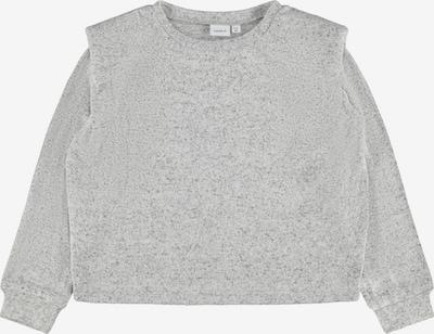 NAME IT Pull-over 'Niline' en gris chiné, Vue avec produit