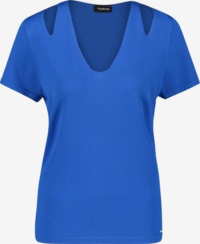 Pulover TAIFUN pe albastru, Vizualizare produs