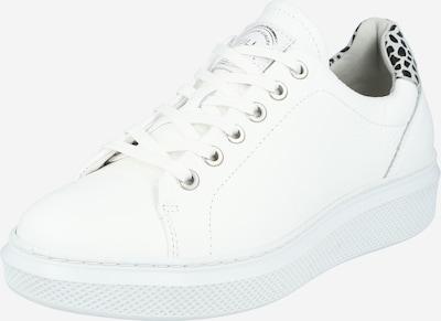 BULLBOXER Sneaker in schwarz / weiß, Produktansicht