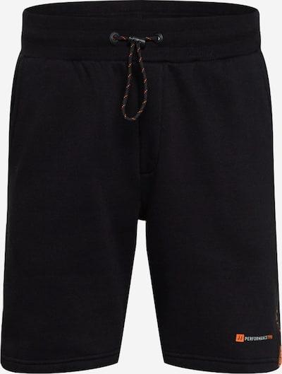 Kelnės 'FINN' iš JACK & JONES , spalva - oranžinė / juoda / balta, Prekių apžvalga