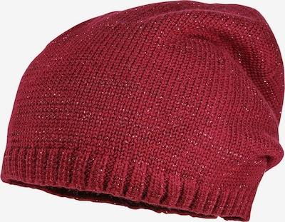 MAXIMO Mütze in rot, Produktansicht