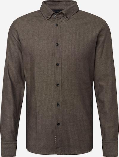 Camicia 'Mabsoot' BOSS Casual di colore marrone, Visualizzazione prodotti