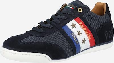 PANTOFOLA D'ORO Sneaker 'Imola' in royalblau / dunkelblau / gold / rot / weiß, Produktansicht
