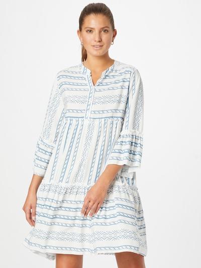 ZABAIONE Shirt Dress 'Lisa' in Light blue / White, View model