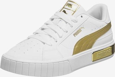 PUMA Sneakers ' Cali Star Metal ' in Gold / White, Item view