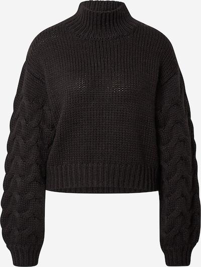 LENI KLUM x ABOUT YOU Sweater 'Naomi' in Black, Item view