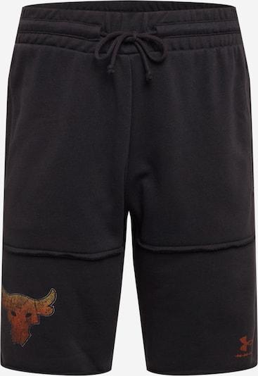 UNDER ARMOUR Sportovní kalhoty 'Project Rock' - brokátová / černá, Produkt