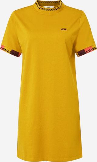 VANS Jurk in de kleur Geel / Donkerrood, Productweergave