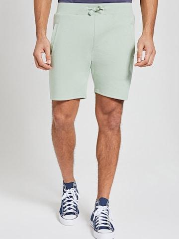 Shiwi Püksid 'Mavis', värv roheline