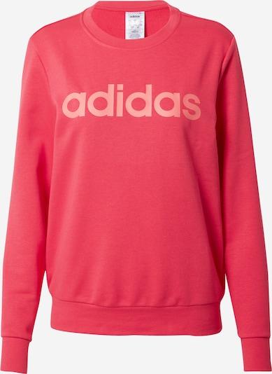 Felpa sportiva ADIDAS PERFORMANCE di colore pitaya / rosa chiaro, Visualizzazione prodotti