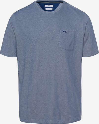 Tricou 'Todd' BRAX pe bleumarin / albastru porumbel, Vizualizare produs