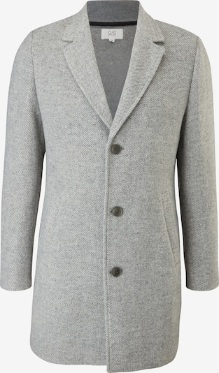 Q/S by s.Oliver Between-Seasons Coat in Light grey, Item view