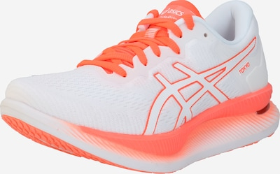ASICS Running shoe 'GLIDERIDE TOKYO' in neon orange / white, Item view