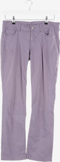 7 for all mankind Hose in S in lila, Produktansicht