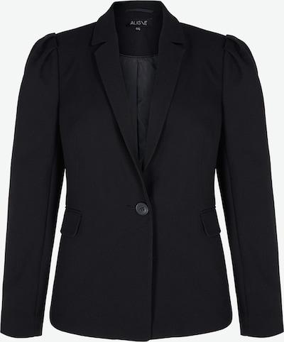 Aligne Blazer 'Avelyn' | črna barva, Prikaz izdelka