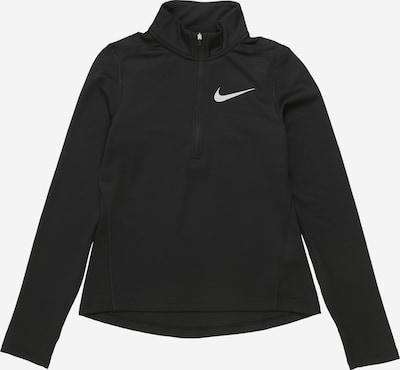NIKE Funktionsshirt 'Run' in schwarz, Produktansicht
