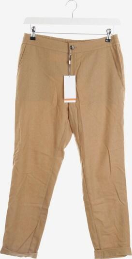 BOSS ORANGE Hose in S in camel, Produktansicht