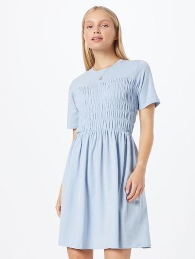 PIECES Kleid 'CHRISSY' in hellblau, Modelansicht