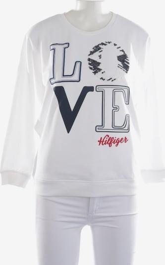 TOMMY HILFIGER Sweatshirt / Sweatjacke in XS in weiß, Produktansicht