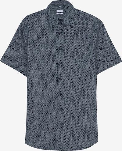 SEIDENSTICKER Hemd in rauchblau, Produktansicht