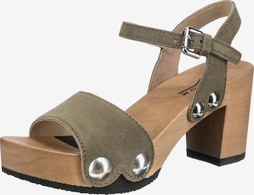 SOFTCLOX Eilyn  Klassische Sandaletten in Grün