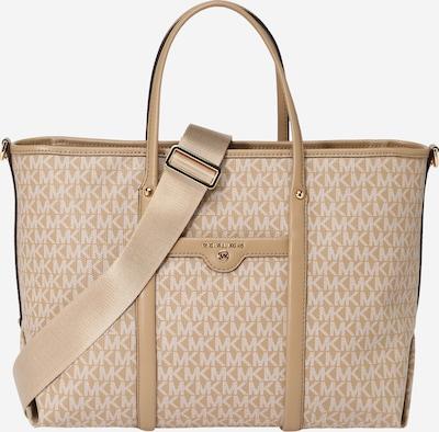 világosbarna / fehér MICHAEL Michael Kors Shopper táska, Termék nézet