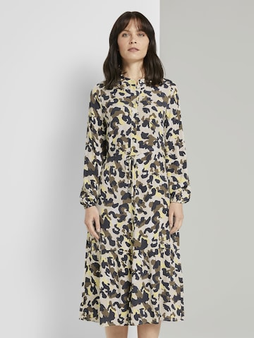 TOM TAILOR Blousejurk in Wit