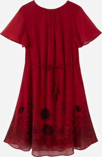 Desigual Robe 'TAMPA' en bourgogne / noir, Vue avec produit