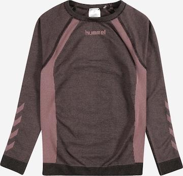 lillā Hummel Sporta krekls