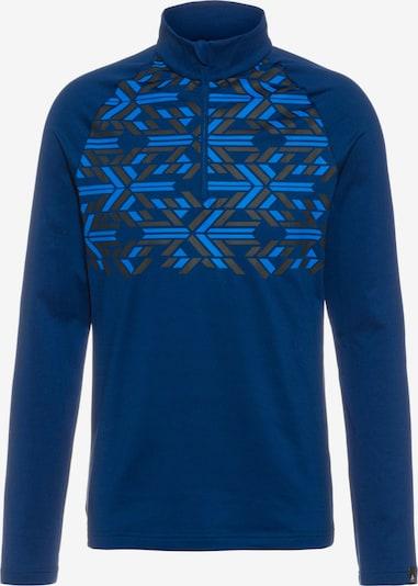 ODLO Funktionsshirt 'Pazolla Ribon' in blau / royalblau, Produktansicht