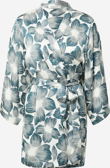 ETAM Spalna srajca 'LOTIER' | ecru / modra / mornarska barva, Prikaz izdelka