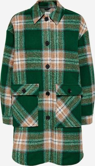 ONLY Mantel in grün / mischfarben, Produktansicht