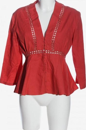 Derhy Langarm-Bluse in S in rot, Produktansicht