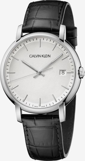 Calvin Klein Analoog horloge 'K9H211C6' in de kleur Zwart / Zilver, Productweergave