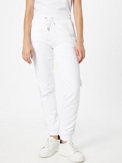 Calvin Klein Jogginghose in grau / schwarz / weiß, Modelansicht