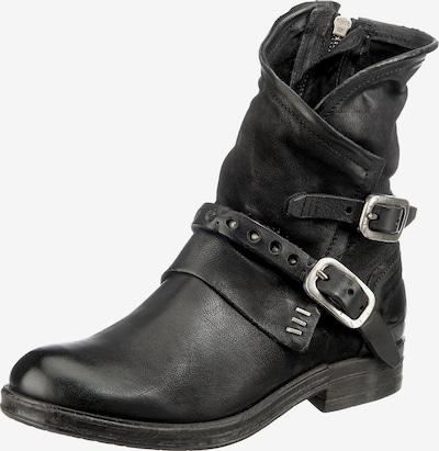 Auliniai batai iš A.S.98 , spalva - juoda, Prekių apžvalga